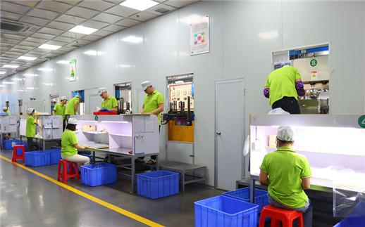 專業的生產管理團(tuan)隊