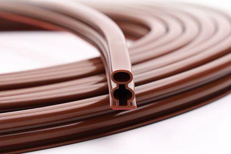 专业硅橡胶密封条应用范围及优势