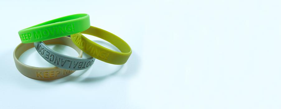膠手環(huan)
