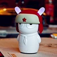 万博客户端帽,米兔帽,移动电源帽
