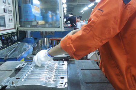 硅橡胶制品模压生产线